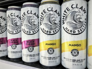 White Claws